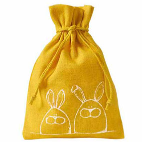 Cotton Bag with easter motif
